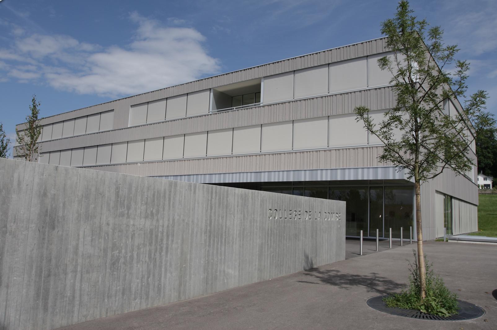 photo du Collège de la Combe